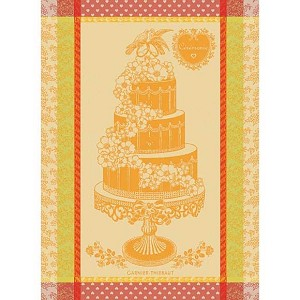 CEREMONIE Mandarine Kitchen Towel