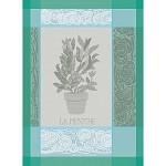 Menthe Glace Kitchen Towel