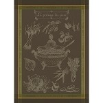 Potage du Jour Laurier Tea Towel
