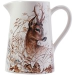 Sologne Roe Deer Pitcher