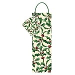 Scattered Holly Bottle Bag