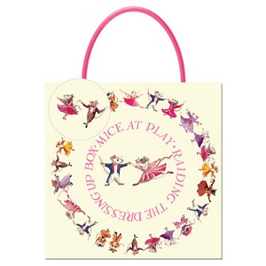 Dancing Mice Medium Gift Bag