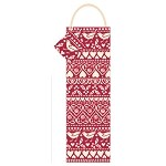 Red Joy Bottle Bag
