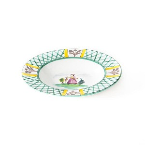 Hunter's Delight Gourmet Soup Plate 9.4""