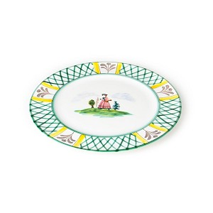 Hunter's Delight Gourmet Dinner Plate 10.6""