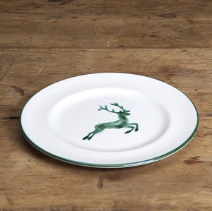 Stag Gourmet Dessert Plate 8.75''