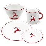 Red Stag 4 piece Place Setting Large Dinner