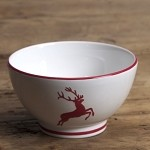 Red Stag Bowl