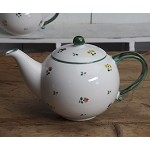Scattered Blooms Teapot 50 oz