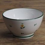 Scattered Blooms Cereal Bowl