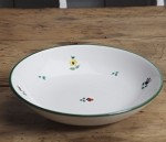 Scattered Blooms Coupe Soup Bowl