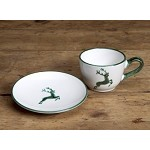 Stag Coffee Cup and Saucer