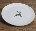 Stag Coupe Dinner Plate 11''