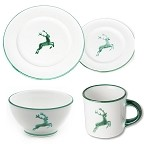 Gmundner Deer (Stag) Gourmet Place Setting