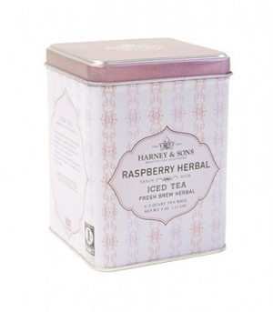 Harney and Sons Raspberry Herbal Iced Tea