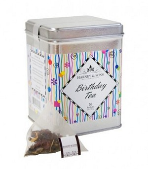 Birthday Tea Sachets