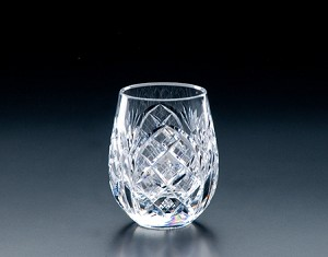 Heritage Glass Cathedral Roly Poly Tumbler