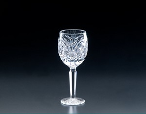 Cathedral White Wine Glass