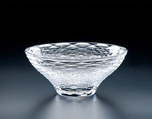 "Crinklewood 9"" Flared Bowl"