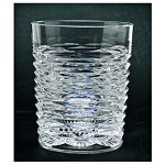 Heritage Glass Crinklewood Double Old Fashioned Glass