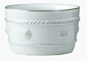 Berry and Thread Ramekin