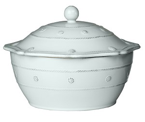 Berry and Thread Lg. Covered Casserole