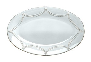 Berry and Thread Lg. Oval Platter