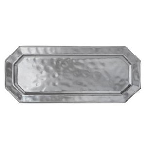 Pewter Large Rectangular Tray