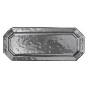 Pewter Small Rectangular Tray