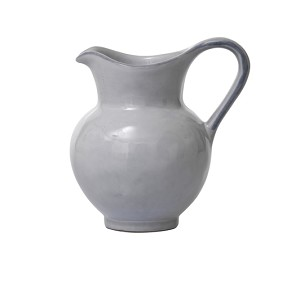 Quotidien Sm Pitcher/Creamer White Truffle