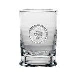Berry and Thread Votive Clear