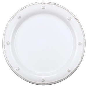 Berry and Thread Round Charger Plate