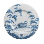 Country Estate Side Plate Stable Delft Blue