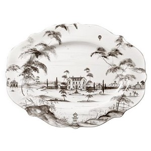 Country Estate Lg Serving Platter