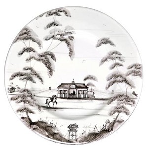 Country Estate Side Plate; Flint
