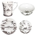 Juliska Country Estate Place Setting set 4
