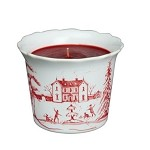Country Estate Holiday Candle Winter Frolic