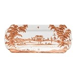 Country Estate Hostess Tray in Pumpkin