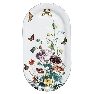 Field of Flowers Hostess Tray