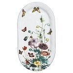 Field of Flowers Poppies Hostess Tray