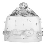 Ursula Tea Cake Dome Clear