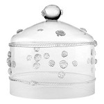 Isabella Md Cake Dome Clear