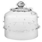 Harriet Md Cake Dome Clear
