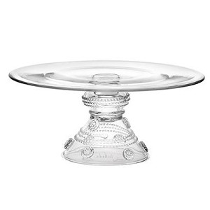 Isabella Sm Cake Stand Clear