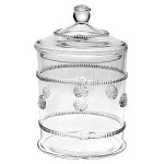 Isabella Sm Canister Clear