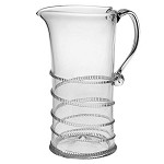 Amalia Lg Pitcher Clear