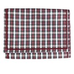 Juliska Country Estate Plaid Table Runner