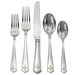 Villandry Flatware Set/5 Pc