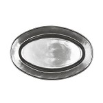 Pewter Medium Oval Platter