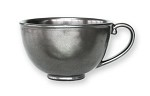 Pewter Teacup